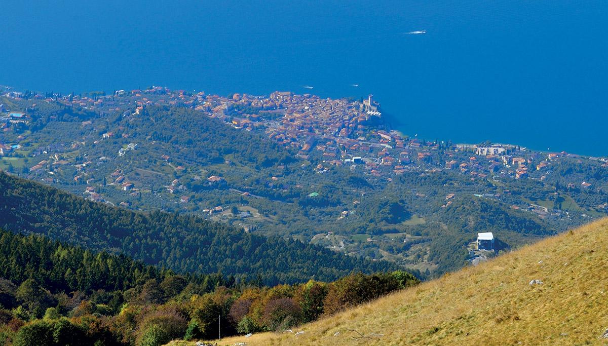 Gardasee und die Insel Albarella
