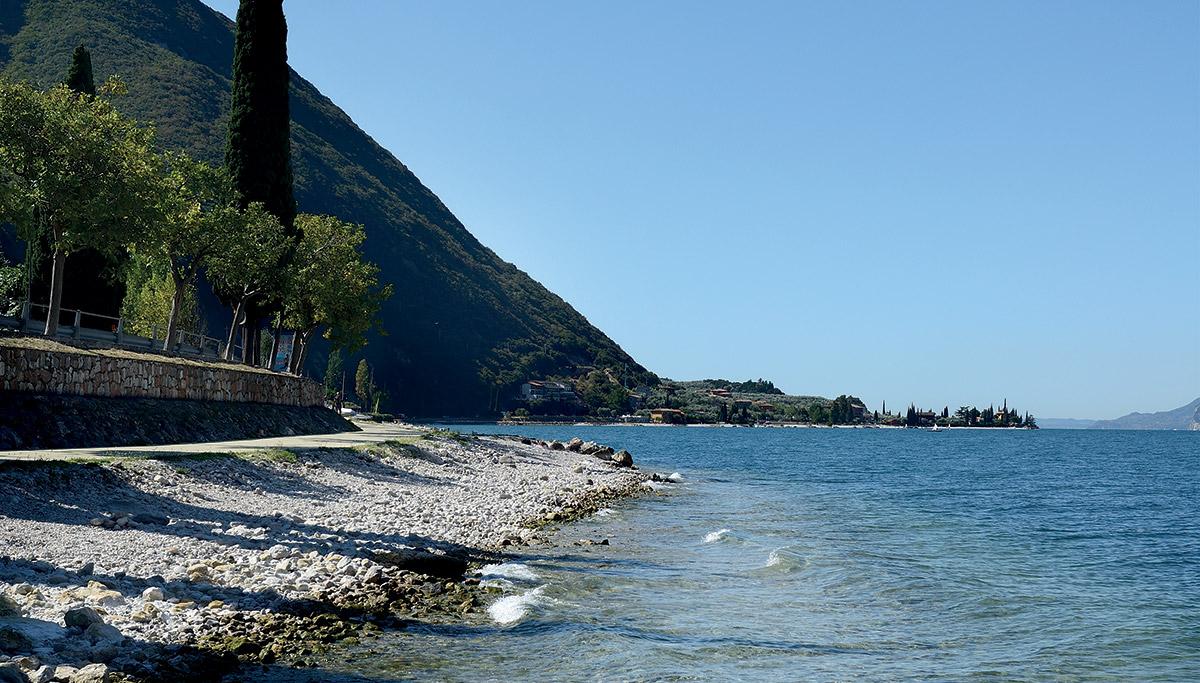 Gardasee, Prosecco und die Dolomiten