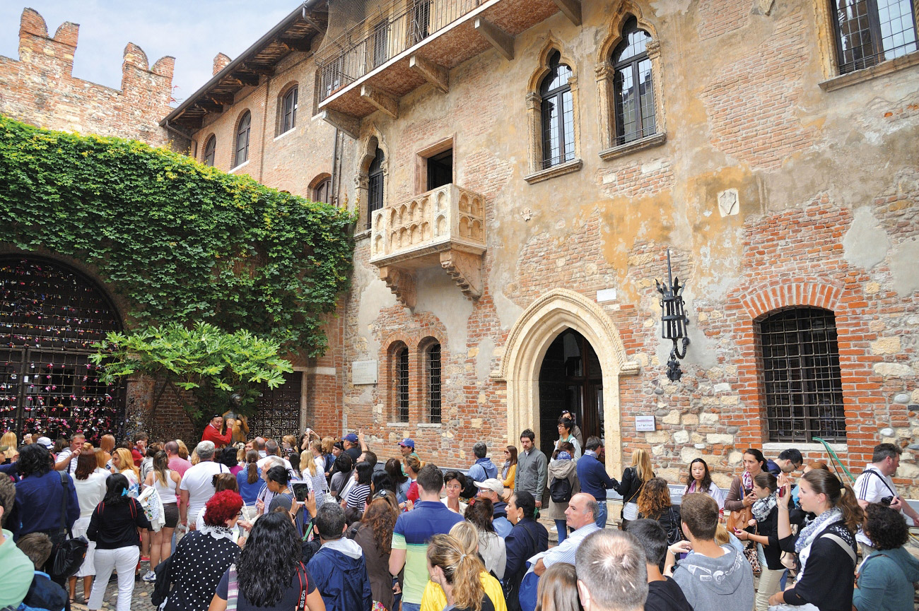 Verona, the hills, the lake: art, culture, food