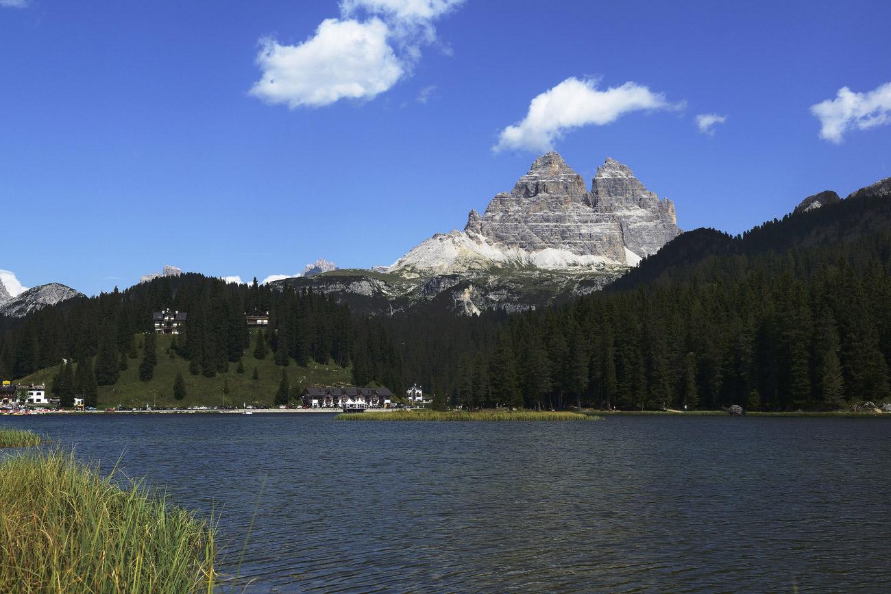 Lago di Garda, Prosecco e Dolomiti
